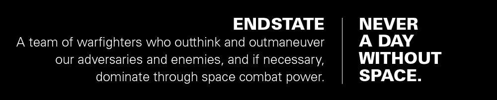 Endstate - Never a Day Without Space